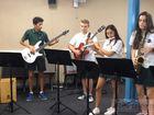 Musical talent at Kadina