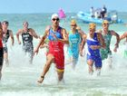 MOLA THE MAN: Mario Mola claimed the Mooloolaba ITU World Cup Triathlon men's race yesterday.