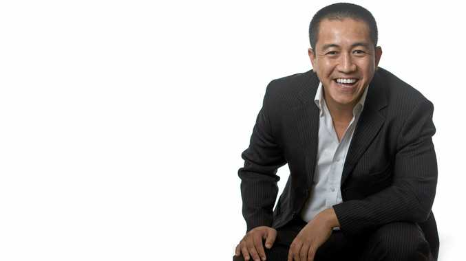 Funnyman Anh Do will be performing his show The Happiest Refugee in Grafton on April 1.