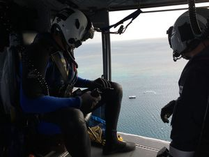 Rescue service completes 7000th mission