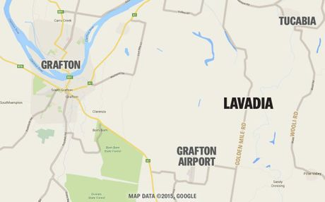 Lavadia will be the site for the new Grafton jail.