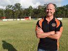 Granville Tigers president Allen Ascough. Football Maryborough. Photo Matthew McInerney / Fraser Coast Chronicle