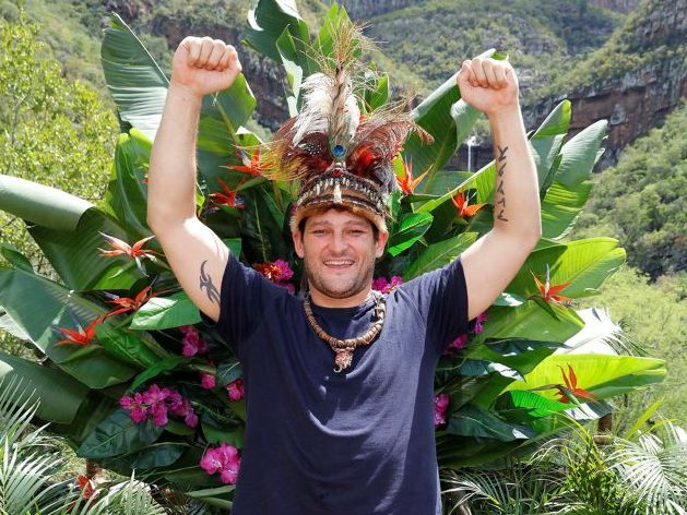 Brendan Fevola wins the TV series I'm A Celebrity... Get Me Out of Here!