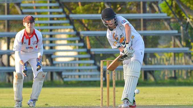 BITS vs Yaralla under 17 cricket final 2016.