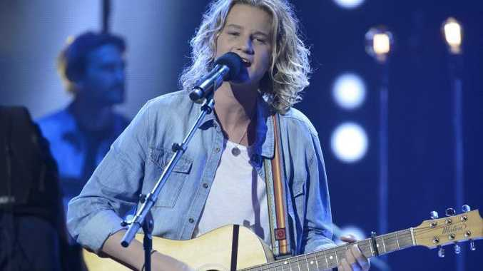 Australia's Got Talent winner Fletcher Pilon.