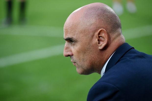 Coach Kevin Muscat has been left disappointed by the Victory's performances. Photo: AAP Image/Tracey Nearmy.