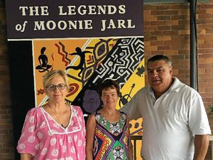 Stunning new mural unveiled at library