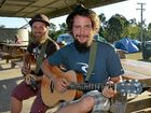 Busking around Australia to search for adventure