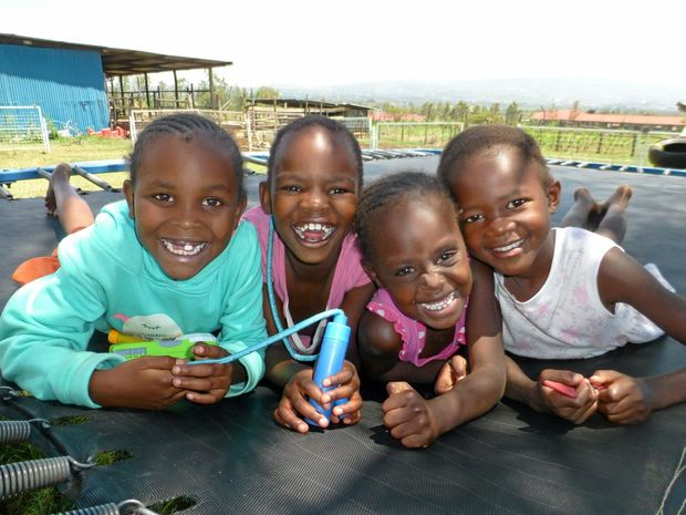 The Mission in Action orphanage was founded 12 years ago by Lismore's Ivan Budulica, and today it is home to 110 kids in Piave, a community on the outskirts of Nakuru in Kenya.