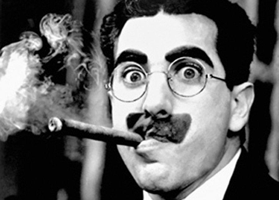 "Groucho Marx was famous for his wit; his note – to the hostess, after a boring party – that read, simply, ""I've had a perfectly wonderful evening, but this wasn't it"" stands among the greats."