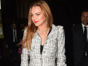 Lindsay Lohan wipes social media accounts
