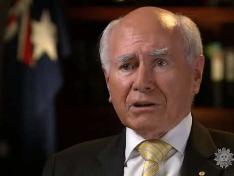 Former PM John Howard