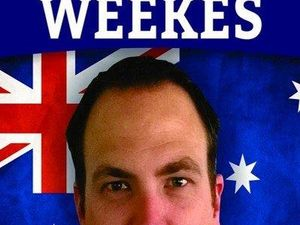 Candidate for division two Michael Weekes