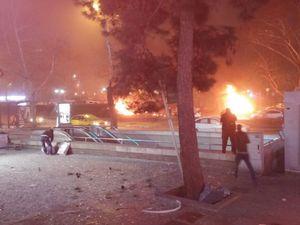 Australia's ambassador 20m away from lethal Turkish blast