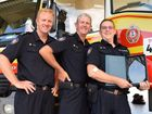 WATCH: Firefighters saved 216 lives last year
