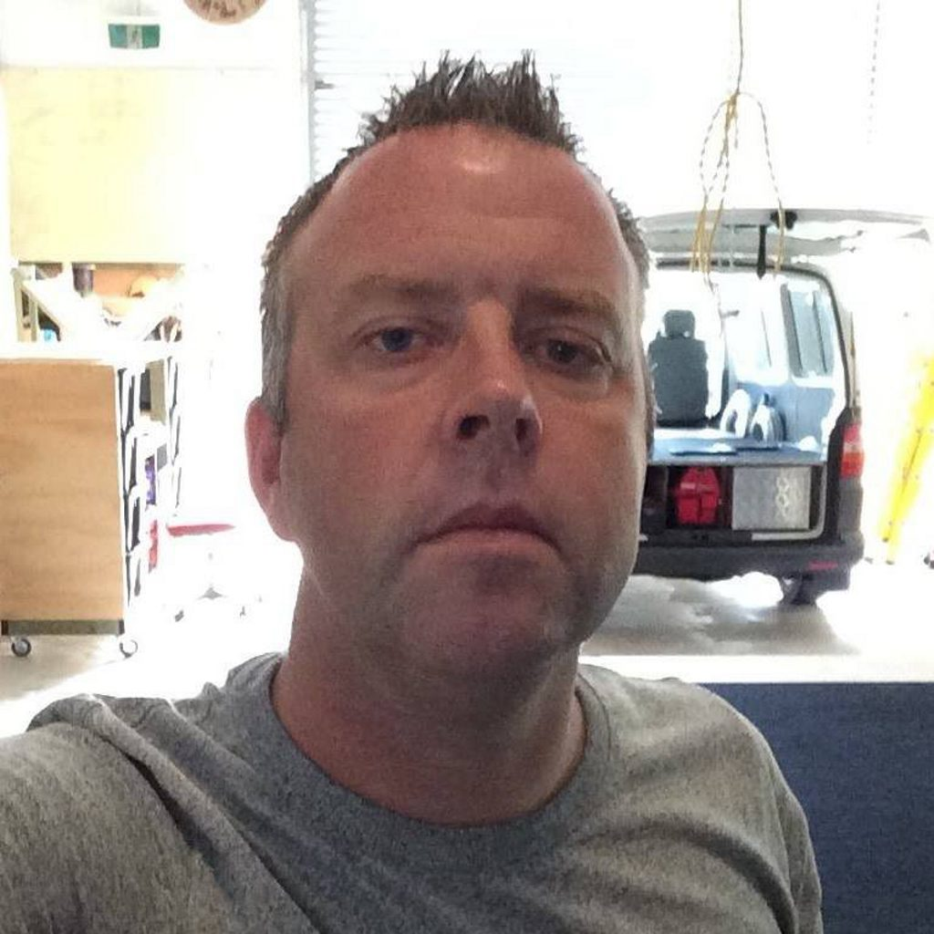 Noosaville man Stephen Small, 42, died after being involved in a collision with a ute on Eumundi Noosa Rd on March 14. Photo Contributed