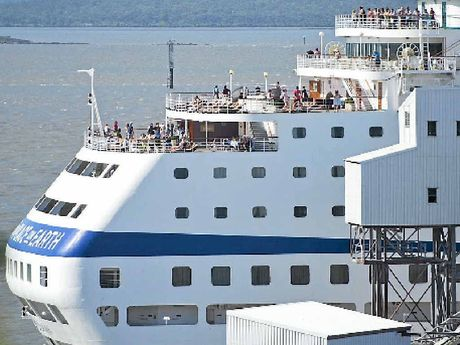 CRUISE READY: The latest installment of Gladstone's cruise visits has reaffirmed the city's tourism potential.