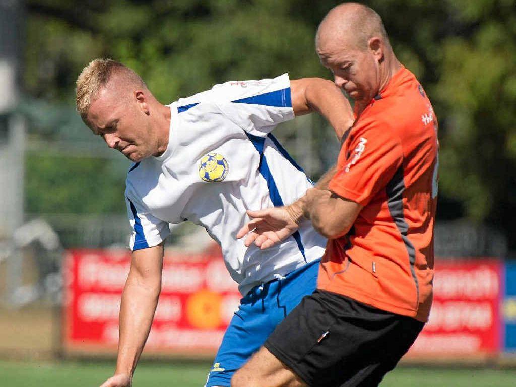 Luke Rose plays for The Transplant Australia Football Club.