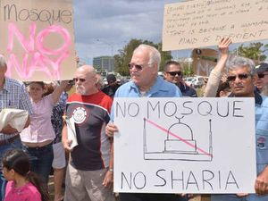OPINION: Grass-roots groups on refugees and mosques