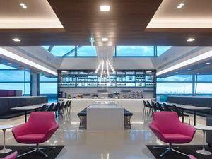 New Air NZ lounge debuts in Brisbane