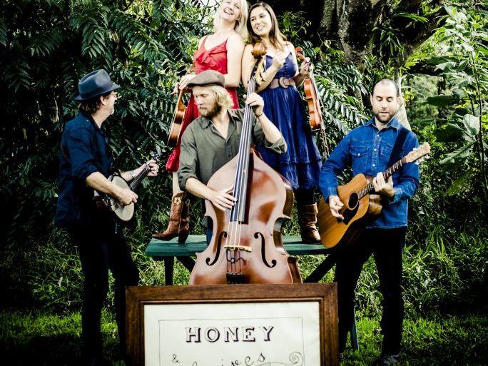 honey and knives band