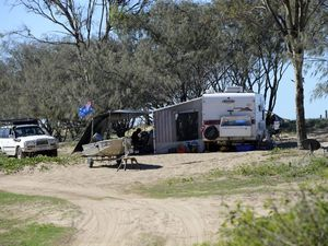 Campers evicted after illegal camping