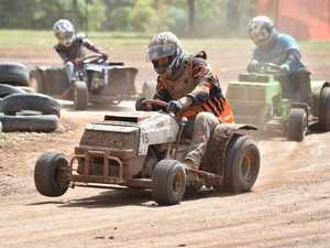 Mower Racing Maryborough