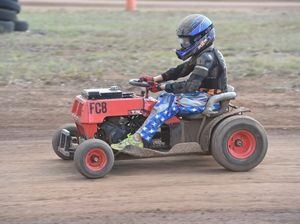 Mower Racing at Maryborough