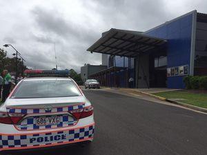 Bomb threat at Brolga Theatre