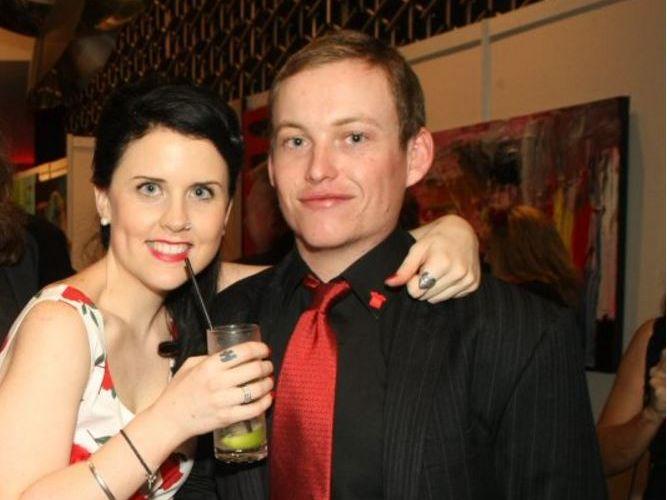 Anna and Bradley Morcombe