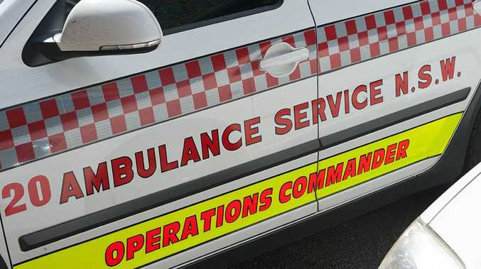Ambulance: Operations commander car.