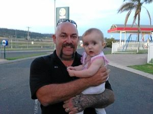 Warwick truckie saved baby from burning wreckage