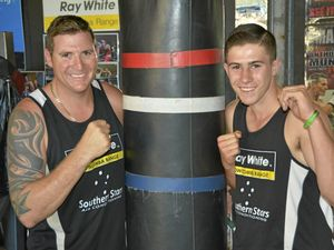 Mixed fight news for Richo's gym boxers