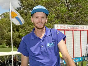 Grant rewarded for hard yards with PGA start