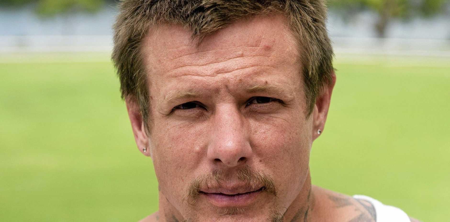 TRYING TIMES: New Magpies captain/coach Ryan McGoldrick has inherited a tough job.