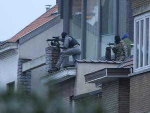 One suspect dead in Brussels anti-terror operation