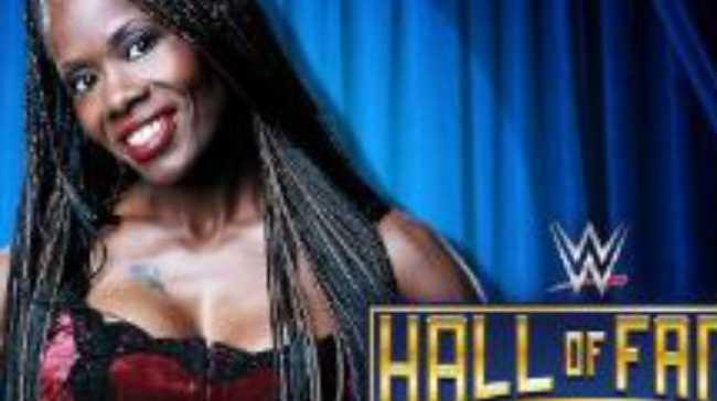 WWE wrestler Jacquline
