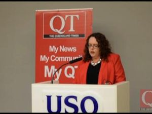 Div 3 Candidate USQ Forum - Kerry Silver