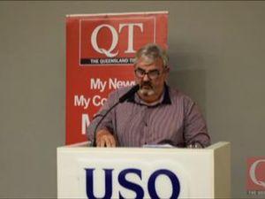 Div 5 Candidate USQ Forum - Brian Scott