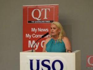Div 5 Candidate USQ Forum - Trisha Boike