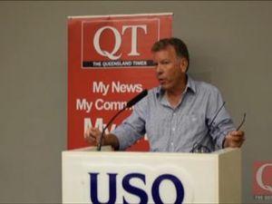 Div 5 Candidate USQ Forum - Wayne Wendt