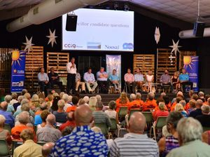 Noosa mayoral hopefuls open up as the race nears conclusion