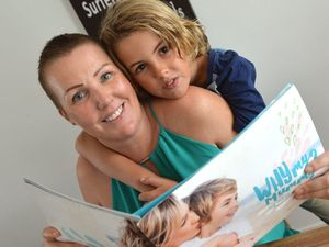 Mum shares her fight in new book
