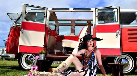 Tayla Spier, 19 is the Sunshine Coast Fashion Festival 2016 model ambassador. Photo: John McCutcheon / Sunshine Coast Daily