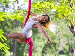 Aerials star set to shine on world stage