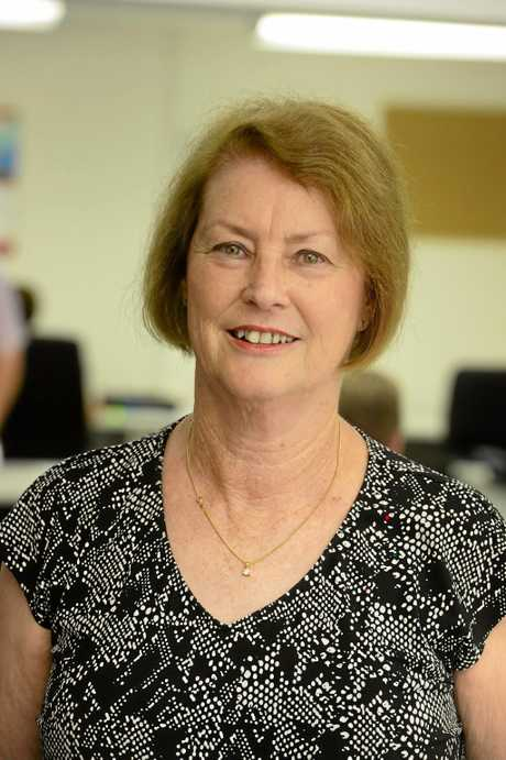 Ipswich City Council elections division 9 candidate Sheila Ireland. Photo: David Nielsen / The Queensland Times