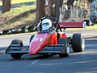 SKILLFUL: The big winner on the return to Grafton Hillclimb was David Morrow.