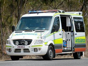 Teen injured in car rollover