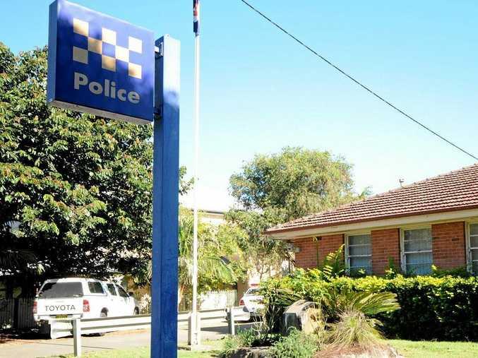 Casino Police Station.