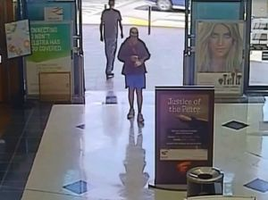 Gympie jewellery theft CCTV footage